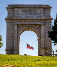 National Memorial Arch At Valley Forge National Historic Park