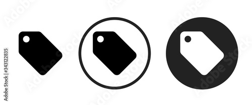 Fotografie, Obraz local post office icon . web icon set .vector illustration