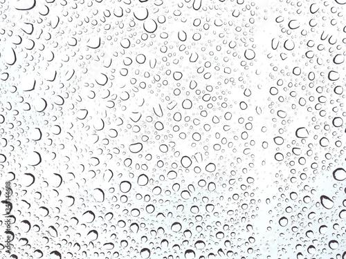 Foto Close-up Of Water Drops