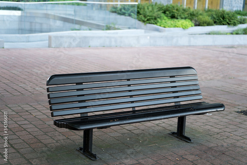 Photo Urban furniture
