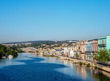 San Juan River, Elevated View, Matanzas, Matanzas Province, Cuba