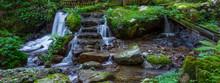 Waterfall At Wakasa