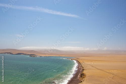 Photo playa y arena