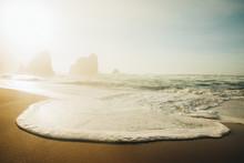 The Cliffs Of Cabo Da Roca, Po...