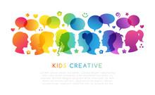 Kids Creative Education. Conce...