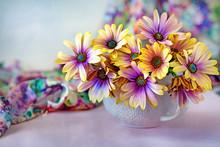 Beautiful Bouquet Of Spring Fl...