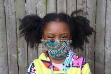 Cute African American Girl Wit...
