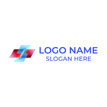 A Simple Modern Abstract Logo...