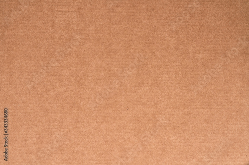 Cardboard paper texture, brown carton material surface