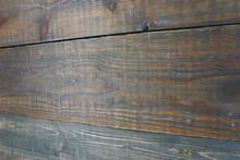 Old Dark Peeling Textured Wood...