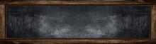 Empty Blank Old Anthracite Bla...