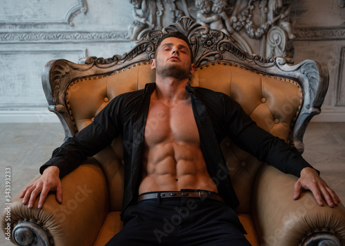Fotografia Fitness model