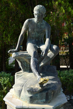 Bronze Statue Of Mercury, Achi...