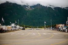 Racetrack In Alaska
