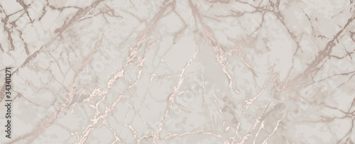 Obraz pink gold marble metallic luxury background - fototapety do salonu