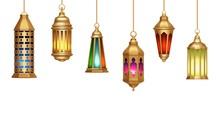 Oriental Lamps. Arab Lanterns ...