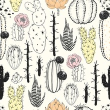 Seamless Abstract Pattern Of C...