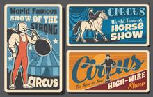 Circus And Funfair Carnival En...