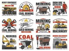 Mining Industry, Coal Mine Mac...