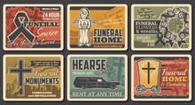 Funeral Service, Hearse Catafa...