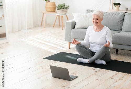 Photo Yoga online