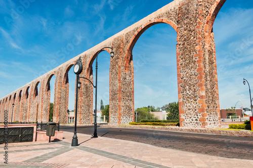 Foto Aqueduct at Queretaro plaza