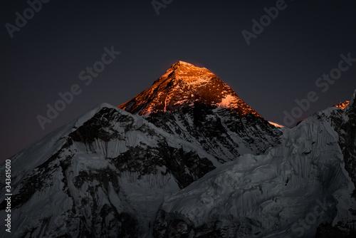 Obraz Mount Everest - fototapety do salonu
