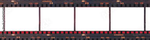 Obraz Contact print frames 33-36 - fototapety do salonu