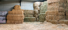 Haystacks Sorted Inside An Agr...