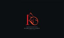 Letter K Logo Design Icon Vect...