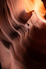 Antelope Canyon Interior