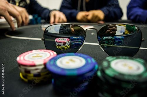 Fotografija fichas de poker