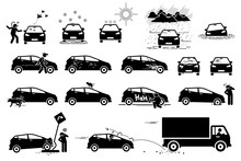 Weather, Animal, And Road Haza...