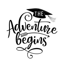 The Adventure Begins - Class O...