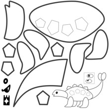Ankylosauria Dinosaur ( Nodosa...