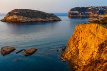 Portixol Island Sunrise