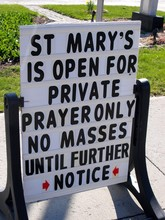 A Catholic Church Is Open For ...