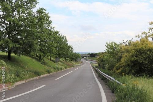 Fotografía Sortie de voie rapide - sortie de la D301 ou boulevard urbain sud à Corbas - Vil