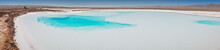 Panoramic View Of The Salars A...