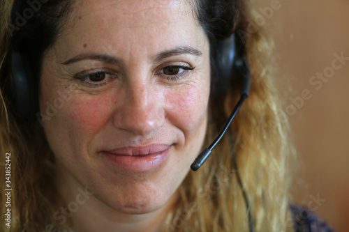 Cuadros en Lienzo telefonista