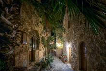 Old Streets Of Monemvasia, Gre...