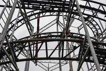 Abandoned City Amusement Park....