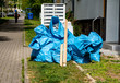 Bauschutt Müllsäcke Renovierung Sanierung