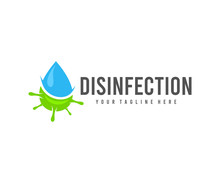 Disinfection, Drop Water And V...
