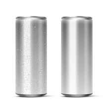 Vector 3D Realistic Aluminum C...