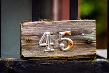 House Number 45