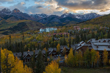 Mountains, Hotels, And Aspen A...
