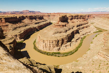 Confluence Of The Green River ...
