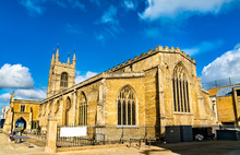 St John The Baptist Church In Peterborough, England