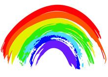 Illustrative Rainbow Vector